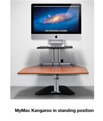 Sit Stand Workstations Stand At Your Desk With Your Imac